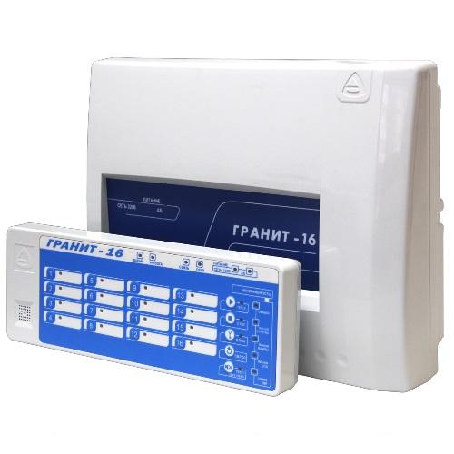 Fire alarm Control Panel Granit 16-VP