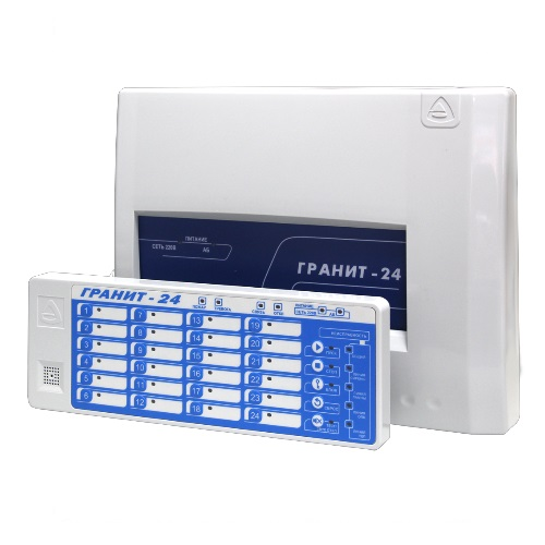 Fire alarm Control Panel Granit 24 (VP)