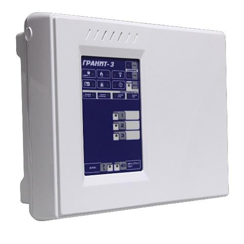 Fire alarm Control Panel Granit 3