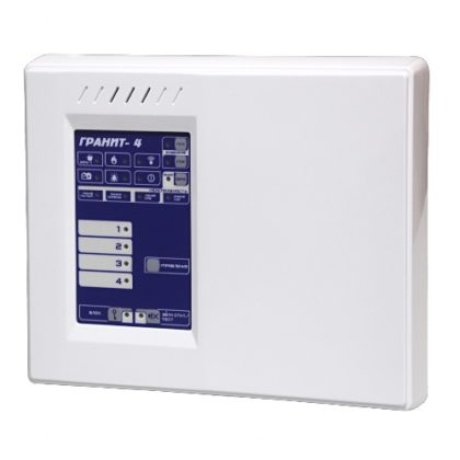 Fire alarm Control Panel Granit 4-3