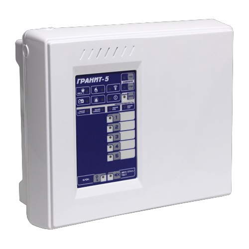 Fire alarm Control Panel Granit 5-48V