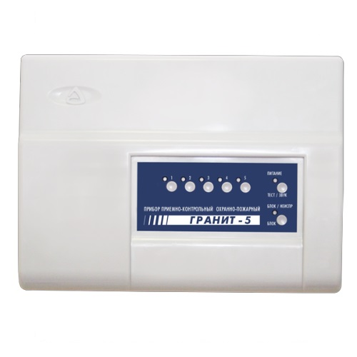 Fire alarm Control Panel Granit 5-IP