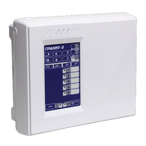Fire alarm Control Panel Granit 5