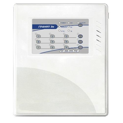 Fire alarm Control Panel Granit-9 EK