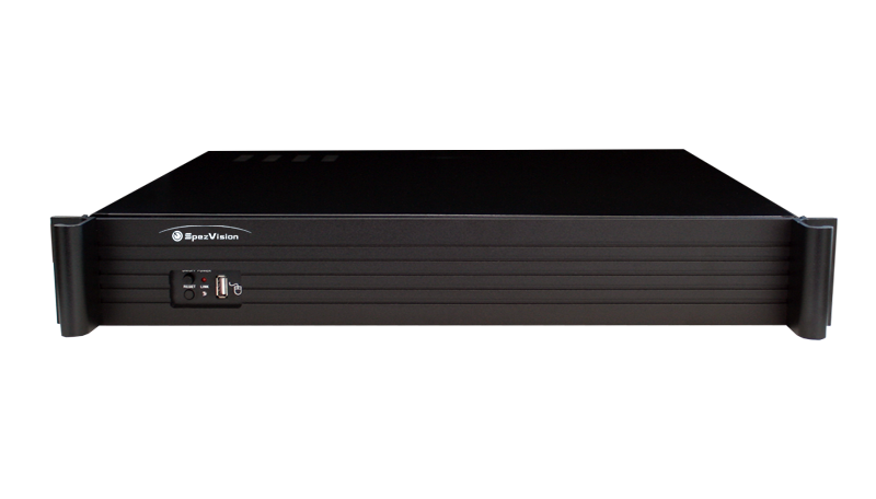 Network recorder SPZ-N816