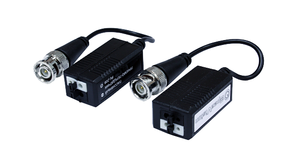 Passive transceiver of video signal PV-208