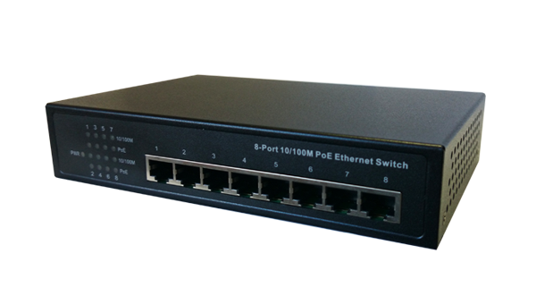 PoE-switch SVI-PS208