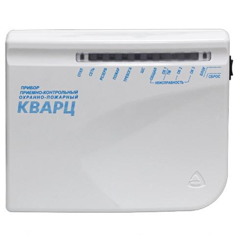 Security alarm Control Panel Kvarz version 2