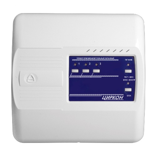 Security alarm Control Panel Tsirkon 3