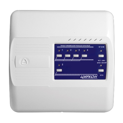 Security alarm Control Panel Tsirkon 5
