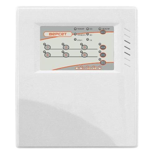 Security alarm Control Panel Verset 06 UM-2