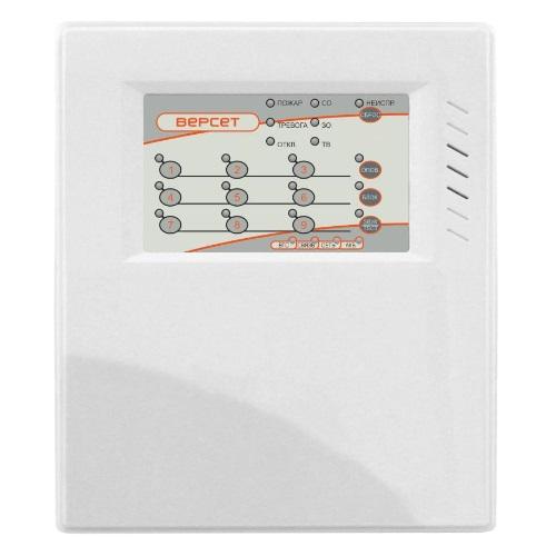 Security alarm Control Panel Verset 09 UM-2