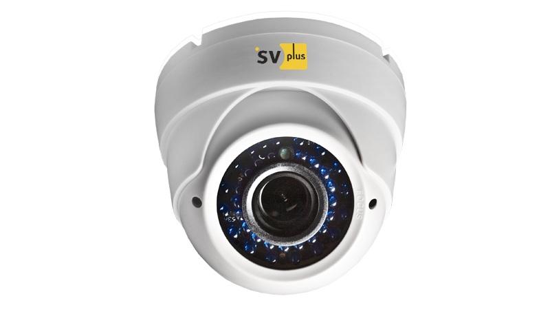 Vandal Proof AHD Camera VHD610