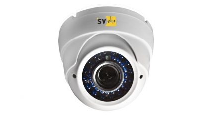 Vandal Proof IP Camera SVIP-340V