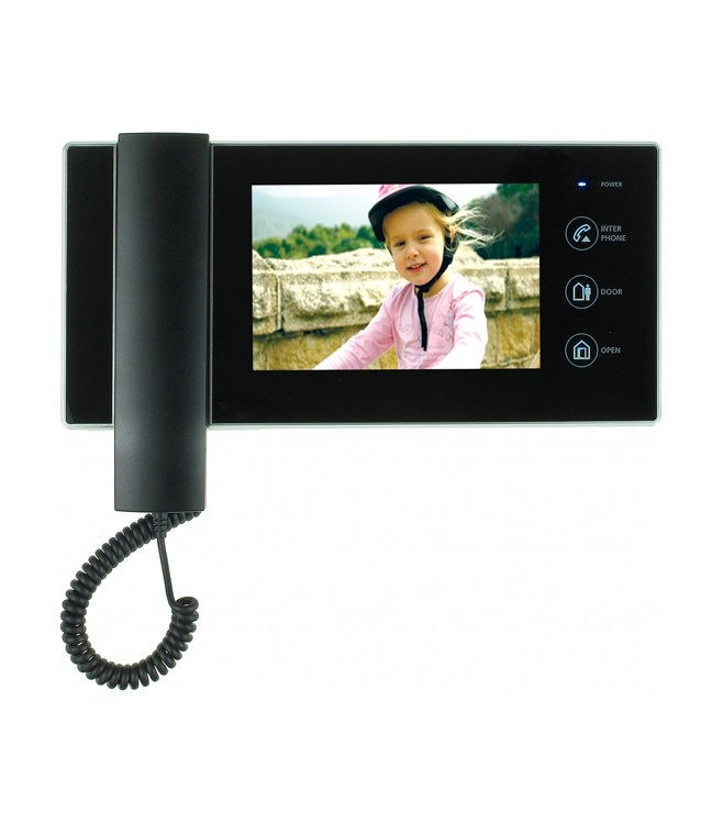 Video Door Phone-Indoor Phone CS-300SV(C)-12-12M