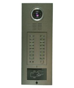 Video Door Phone-Outdoor Station CS-2OOZV-5-2
