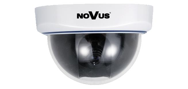 Купольная камера - NVC-401D-white